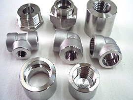 3000Lb Stainless Forged Fittings